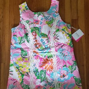 Dress Lilly Pulitzer Targer 22W Nosey Posey NWT